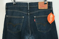 LEVIS 511 Mens Jeans SLIM SKINNY Fitting RED TABS STRAUSS Zip Fly W34 L31 P32