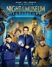 Night at the Museum: Secret of the Tomb (Blu-ray Disc, No DVD, 2015)