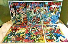 Marvel Comics Hells Angel 1-5 Dark Angel 6