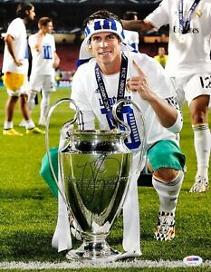 Gareth Bale Signed 11x14 Soccer Photo PSA AC81744