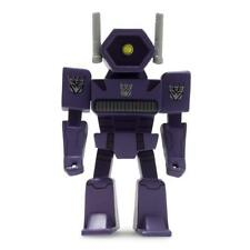 kidrobot Transformers vs G.I Joe Vinyl Mini Figures - Shockwave - New