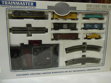 N Trainmaster CSX Set new from 1980's