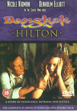 BANGKOK HILTON DVD Hugo Weaving Denholm Elliott Norman Kaye UK Release New R2