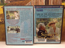 A Sunday in the Country (DVD, 2000) - Former Rental, French w/English subtitles