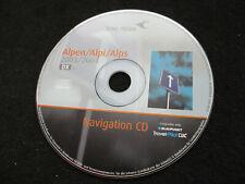 Navi Navigation CD ROM BLAUPUNKT Tele Atlas ALPEN 2003 2004 DX VW Passat AUDI A6