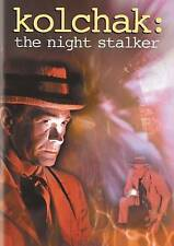 Kolchak: The Night Stalker Complete Series (DVD, 2016, 5-Disc Set) NEW