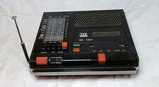 ITT RC 1001 Radiorecorder -GEPRÜFT - ITT Kassettenrecorder mit Radio RC1001
