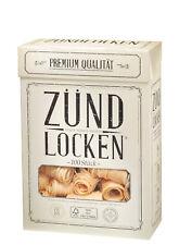 100 Stück ZÜNDLOCKEN® Öko Anzündwolle Holzwolle Anzünder Kaminanzünder