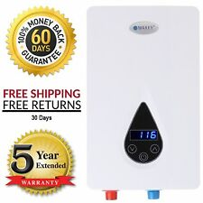 Marey ECO 110 Electric Tankless Water Heater With Digital Display 3 GPM 220v