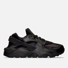 New with box  Women's Nike Air Huarache Running Shoes Black Size 6.5