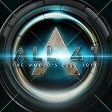 ALL 41 - WORLD'S BEST HOPE   CD NEUF