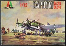 ITALAEREI 106 - CAPRONI CA.313 CA.314 - 1:72 - Flugzeug Modellbausatz -Model Kit