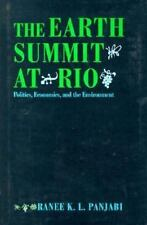 The Earth Summit At Rio: Politics-ExLibrary
