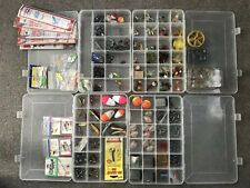 Large Lot Of Freshwater Fishing Lures and Tackle