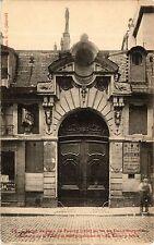 CPA Paris 3e Paris-Hotel de Jean de Fourcy (313840)