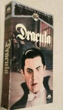 Dracula VHS Univerasal studio classic with Bela Lugosi