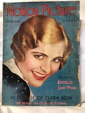 Motion Picture Magazine March 1931 Lais Moray Movies Hollywood Entertainment