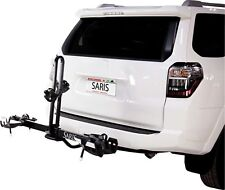 Saris Freedom EX Hitch Rack: 2 Bike Universal Hitch Black