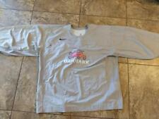 Team Denmark Nike IIHF Swift hockey practice jersey 58G GOALIE CUT mens rare