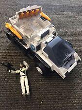 GI Joe Snow Cat Complete Vintage Vehicle Hasbro Snow Tank Frostbite ARAH 1985