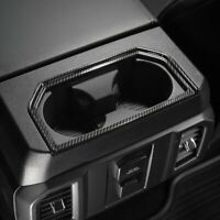 Details about  /17-21 Ford F250 F350 Super Duty Carbon Fiber Molded 4x4 4WD Switch Dash Trim