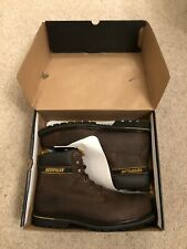 *BNIB* Mens Caterpillar Holton SB Steel Toe Cap Safety Boots Work Boots Size 14