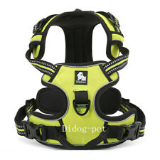 Truelove Front Leading Pet Dog Harness No Pull Reflective Breathable Rottweiler