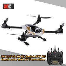 XK X251A RC Quadcopter Brushless Motor 3D 6G Switch RTF X7 Transmitter US G4L2