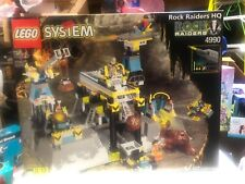 NEW Lego 4990 Rock Raiders Head Quarters SEALED!