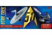 PLL-MKA18  1/350 Star Trek The Original Series USS Enterprise NCC1701 Pilot Part