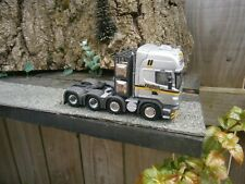 WSI TRUCKS HEAVY HAULAGE  WALLEK SCANIA  BIG MOVE 1.50 SCALE