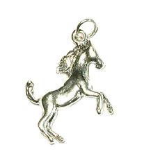 STERLING SILVER CHARM Western Animal Stallion HORSE