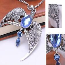 Ravenclaw Crown Magic Academy Eagle Pendant Necklace Harry Potter Fashion Jewelr