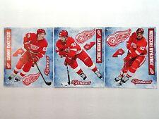 "FATHEAD 2014 DeKeyser Helm Ericsson 9"" Detroit Red Wings Player Posters SGA"