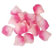 100 Stueck Rosenblätter Blütenblätter Hochzeit   rosa und Rot ME