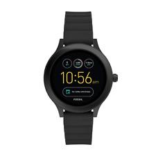 Fossil Gen 3 Smartwatch - Q Venture - Matte Black FTW6009