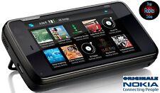 Nokia n900 32gb Negro (sin bloqueo SIM), Smartphone 4 banda 5mp WLAN GPS 3g como nuevo embalaje original