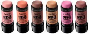Maybelline Master Glaze Blush Stick Choose Your Shade New Sealed