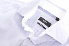 HUGO BOSS Cotton Single Cuff Regular Formal Shirts for Men