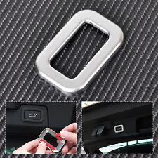Hot! Chrome rear door trunk Button cover trim fit Range rover sport EVOQUE 14-15