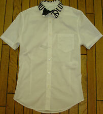Moschino Cotton Collared Casual Shirts & Tops for Men