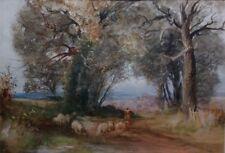 Watercolour Landscape Multi-Colour Art Paintings