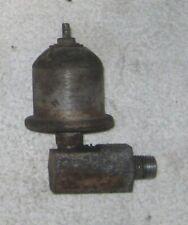 1986 Ford Thunderbird Turbo Coupe Oil Pressure Sending Unit Brake Switch