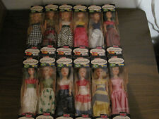 "12 VINTAGE INTERNATIONAL 8"" DOLLS"