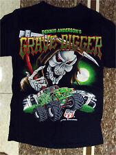1997 Dennis Anderson's Grave Digger Hot Rod Association T-Shirt Men's S NEW