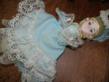 """Vintage 1987 14"""" Seymour Mann  Collectible Doll  Musical"""