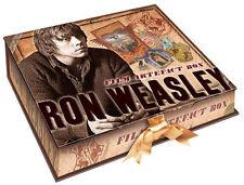 Harry Potter - Ron weasleys 7 pièce ruban noué ARTEFACT boîte - NEUF & scellé