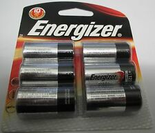 New Genuine Fresh Energizer CR123A 3v Lithium Photo 123A Batteries - 6 Pack 123
