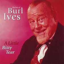 BURL IVES - THE BEST OF - NEW CD!!