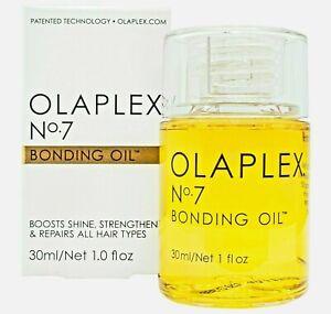 Olaplex No. 7 Bonding Oil, Repairs, Strengthens and Shine 1 oz AUTHENTIC SEALED*